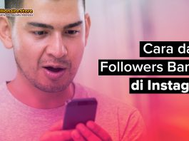 Cara Dapat Followers di Instagram